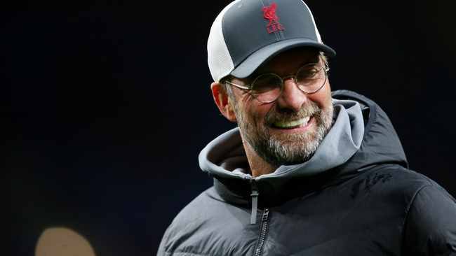 Jurgen Klopp urges Liverpool to grab chance of 'top finish'