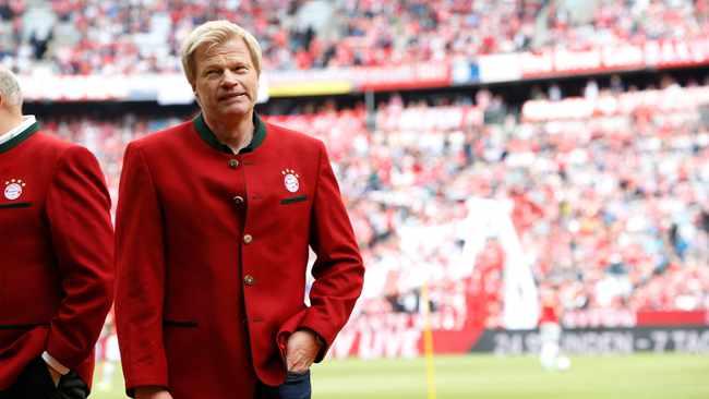 The rise of 'King Kahn' heralds new era at Bayern Munich