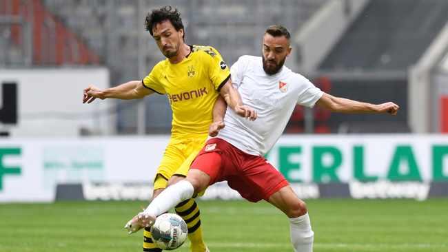Bundesliga stars form players' alliance after Covid-19 crisis
