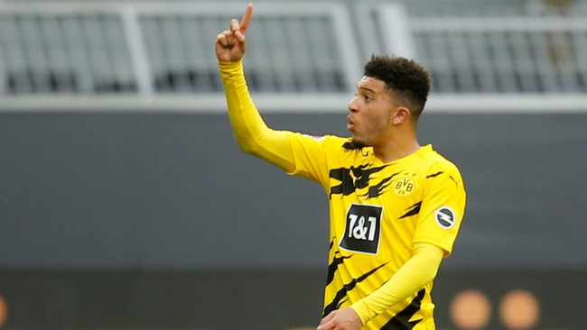 Man Utd agree deal to sign Sancho from Borussia Dortmund