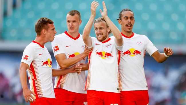 Leipzig make winning Bundesliga start without Timo Werner