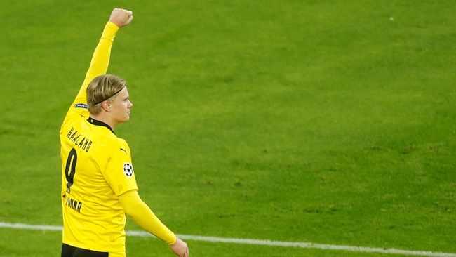 Erling Haaland back in action as Bundesliga returns from mini-break