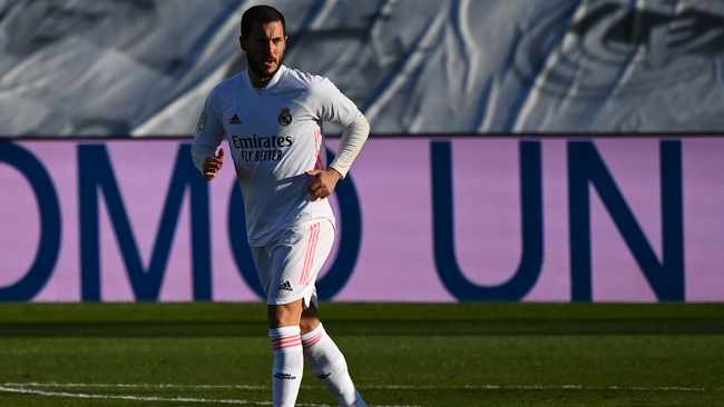Real Madrid's Eden Hazard to miss Atalanta game, Zinedine Zidane at a loss to explain issues