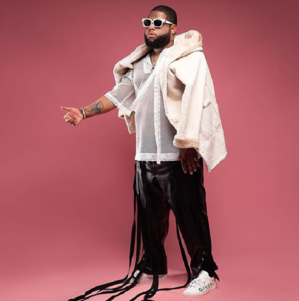 D-Black shares how he feels about being sidelined in BET conversations