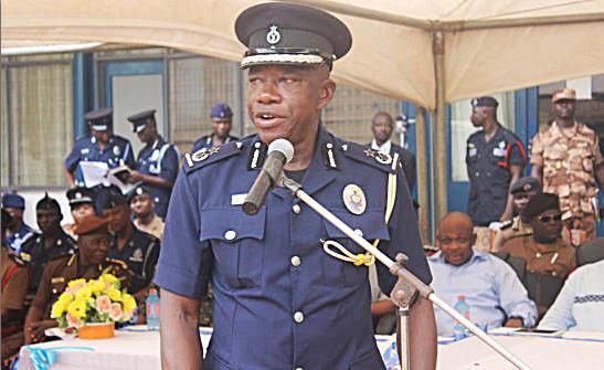 Return all unlicensed weapons – CID boss entreats public
