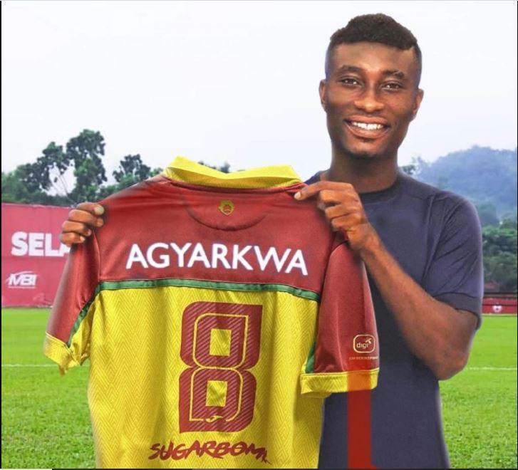 Alex Agyarkwa's potential thrills Selangor Sports Director