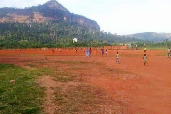 Kwahu West MCE warns encroachers to vacate Nkawkaw Stadium