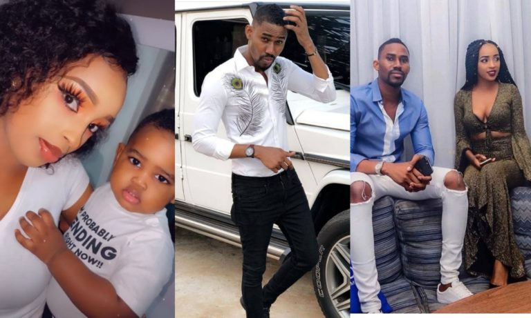 Hot Gossip: Ibrah1 Is Gay And That's Why His Wife Took His Child And Left Him
