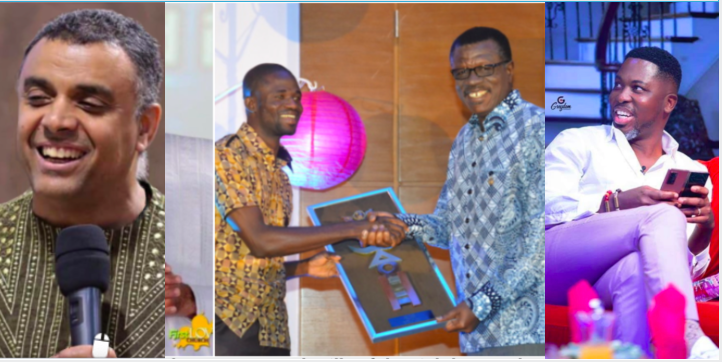Leave Dag alone! First expose Pastor Mensa Otabil before Dag Heward Mills – Kwame A Plus tells Manasseh Awuni » ™