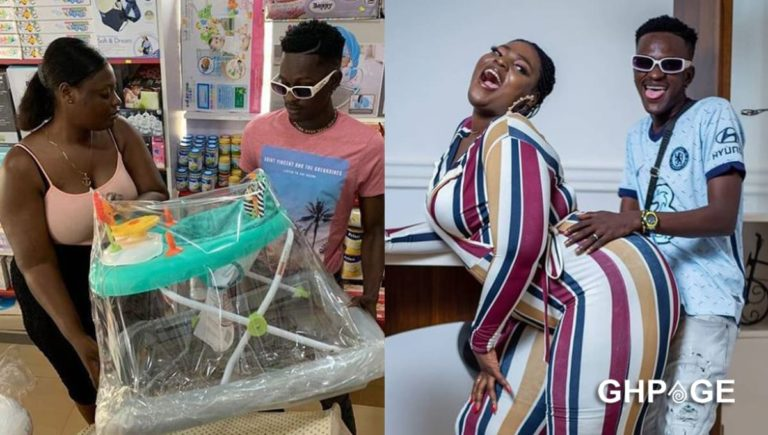 Date Rush: Shemima and Ali spotted shopping for baby items, wedding gown