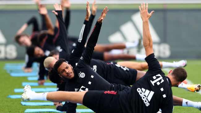 Bayern Munich can welcome 7,500 fans for Bundesliga season-opener