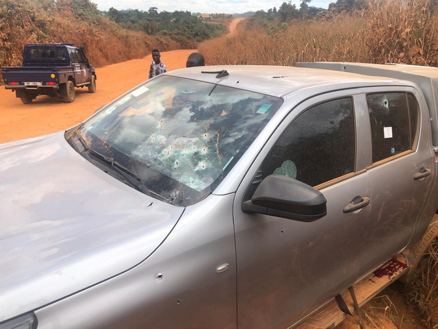 Don't sit in same vehicle carrying cash – IGP to personnel