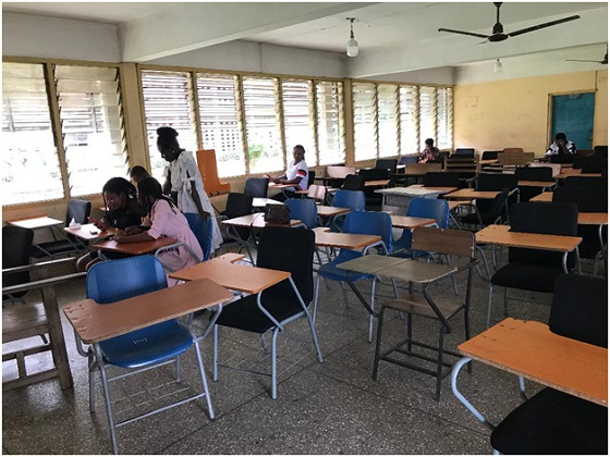Students Stranded At K'si Technical University