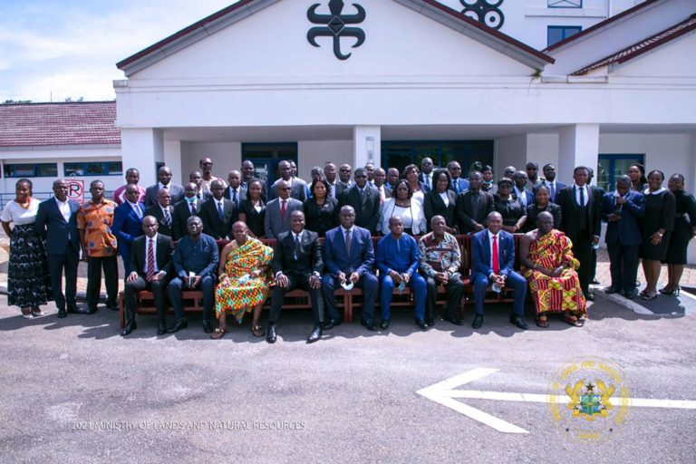 Capacity building for judiciary on mining and Minerals Act held in Kumasi