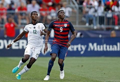Defender Samuel Sarfo reveals how he got the chance to play for Ghana