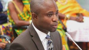 Kwabena Mintah Aknadoh has been blacklisted by PPC