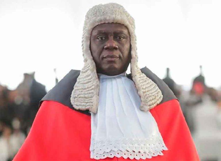 Petition to remove Chief Justice premature