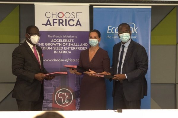 PROPARCO and Ecobank sign deal to support Ghanaian MSMEs