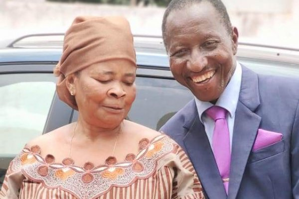 Church members mourn pastor and wife