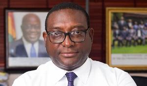 NPP Director of Communications, Yaw Buaben Asamoa