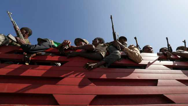 Tigray rebel chief calls for political solution to conflict in Ethiopia