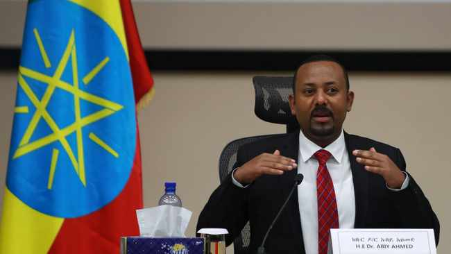 Ethiopia says it is allowing aid flights to famine-threatened Tigray