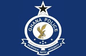 Logo of the Ghana Police Service