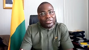 Former Secretary of the Inter-Ministerial Committee on SSM, Charles  Bissue