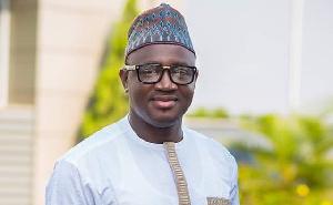 Alhassan Sayibu Suhuyini is MP for Tamale North