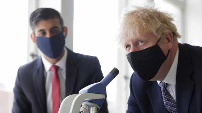 Boris Johnson reverses plan to skip quarantine after Covid-19 exposure
