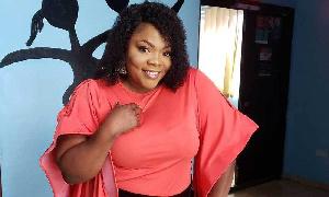 Award-winning gospel singer, Celestine Donkor