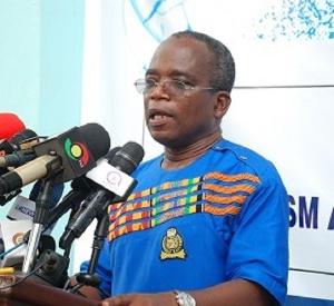 Chairman of the National Media Commission (NMC), Mr Yaw Boadu-Ayeboafo