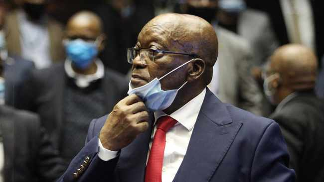 Jacob Zuma's own comments about the judiciary have come back to haunt him