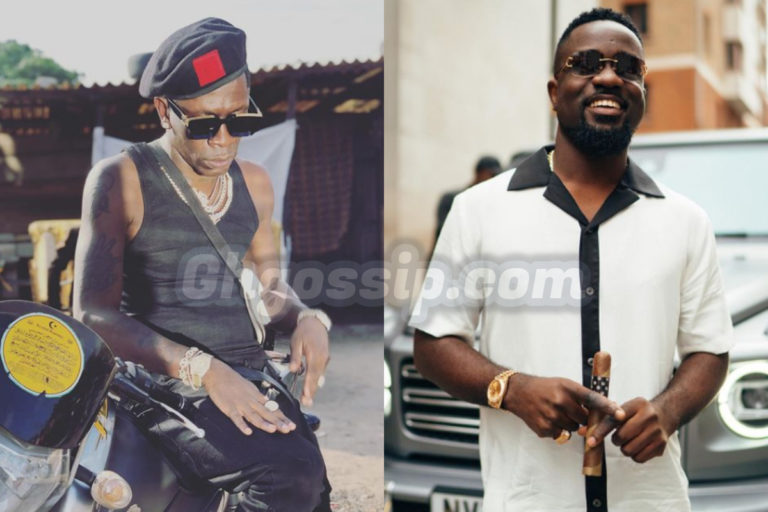 """""""If Sark Wins, Ghana Wins""""-Shatta Wale Urges Fans To Support Sarkodie Ahead Of His Upcoming Album"""
