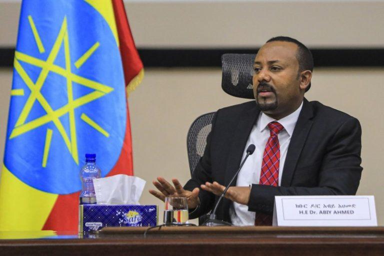 Ethiopian PM's party wins legislative election in a landslide