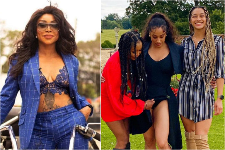 Stephanie Benson Leaves Fan Drooling As She Post Her Daughters And Their Lovers