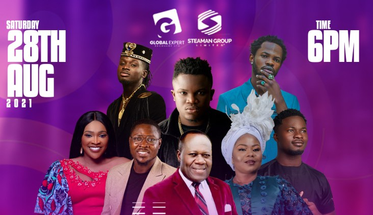 Elder Mireku, Akesse Brempong, Fameye, Kuami Eugene, Others Billed For Ghana National Gospel  Awards 2021