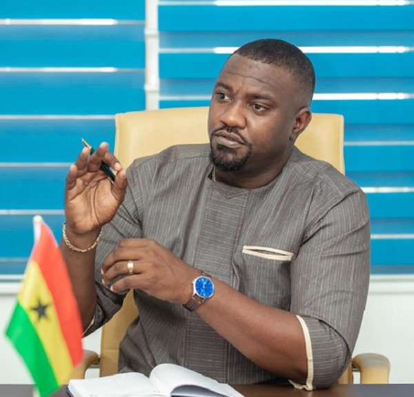 John Dumelo tackles hypocrites in Ghana's entertainment industry