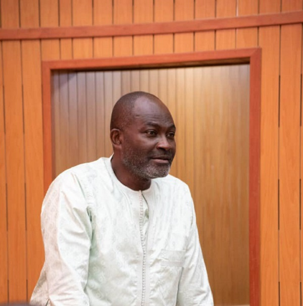Kennedy Agyapong faces privileges committee today