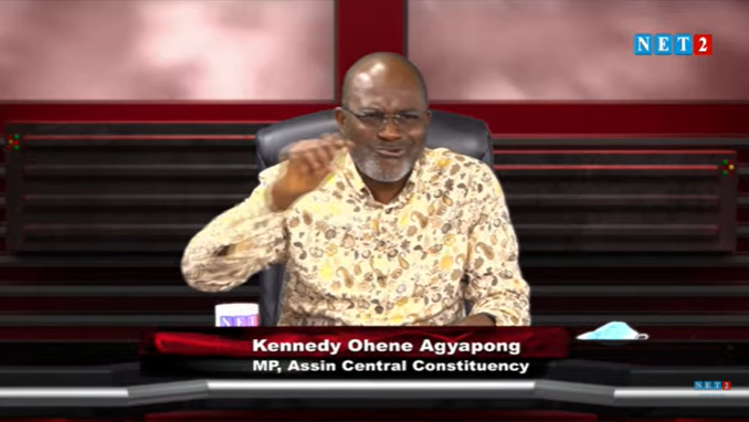 Kennedy Agyapong to appear before Privileges Committee from August 5