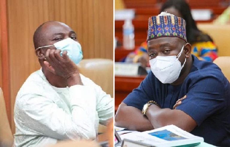Suhuyini vs. Kennedy Agyapong at Privileges Committee today: Story so far