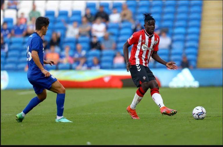 Mohammed Salisu impresses as Southampton run riot over Cardiff in pre-season friendly