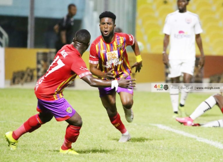 Black Stars coach Charles Akonnor praises Hearts of Oak star Afriyie Barnieh