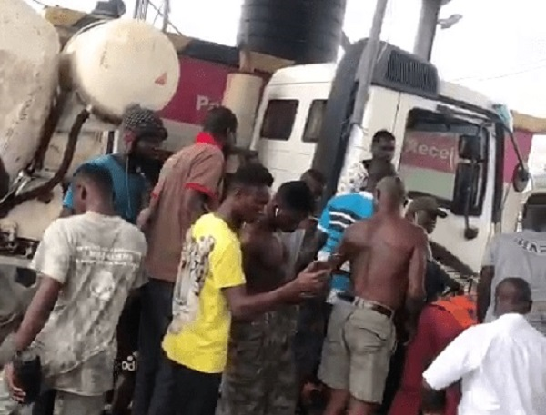 Crushed Tema tollbooth attendant was owed salary for 4 months