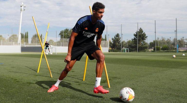 Man Utd agree fee to sign Real Madrid defender Varane