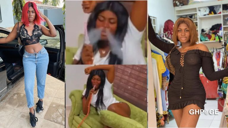 Yaa Jackson Puts Her Rounded B00bs On Display In A Bathroom Video
