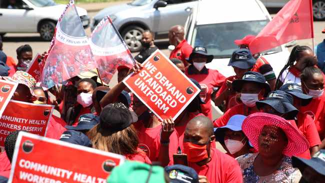 Nehawu decision on latest public service wage offer expected on Thursday