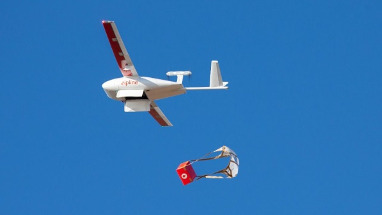ghanamma.com - ghanamma - Medical drones crucial for fight against COVID-19 in Africa - Zipline Country Manager