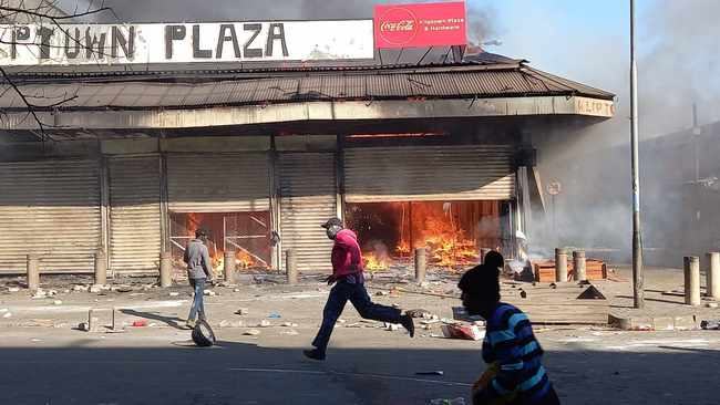 ANC to read riot act to members fuelling violent protests, warns Jesse Duarte