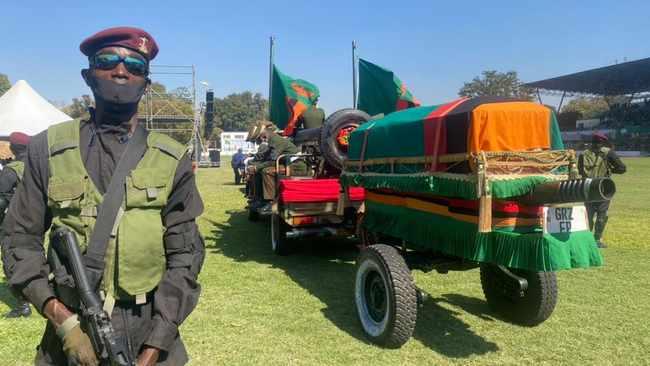 Kaunda fought hard for southern Africa's freedom, says AU chair